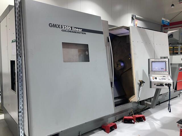 más imágenes Torno DMG GMX 250 S linear