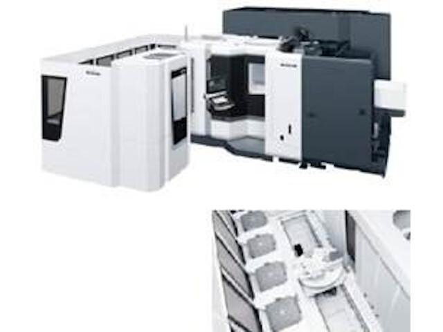 más imágenes Fresadora DMG Mori NHX 5000 - 6CPP