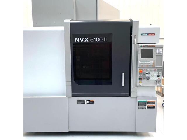 más imágenes Fresadora DMG Mori NVX 5100 II / 40 RV, A.  2013