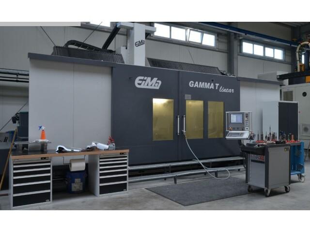más imágenes EIMA Gamma T linear Fresadoras portal