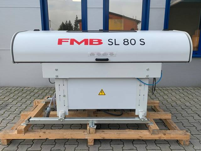 más imágenes FMB SL 80 S Accesorios utilizados