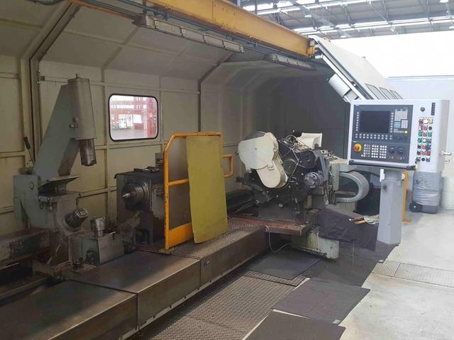 más imágenes Torno INNSE TPFR 90 x 6000 CNC Y
