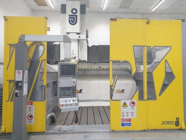 más imágenes Fresadora Jobs LinX Compact 5 Axis