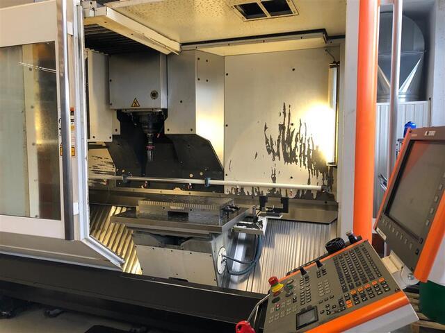 más imágenes Fresadora Mikron HPM 1200 HD