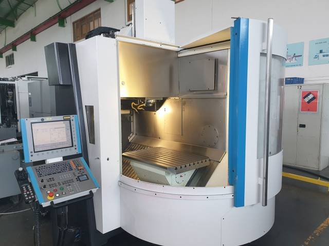 más imágenes Fresadora Mikron HSM 800