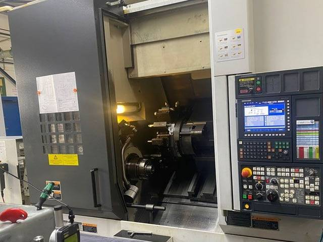 más imágenes Torno Mori Seiki NL 2500 SMC / 700