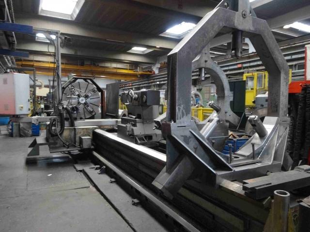 más imágenes Torno Pontigia PH 800 E CNC