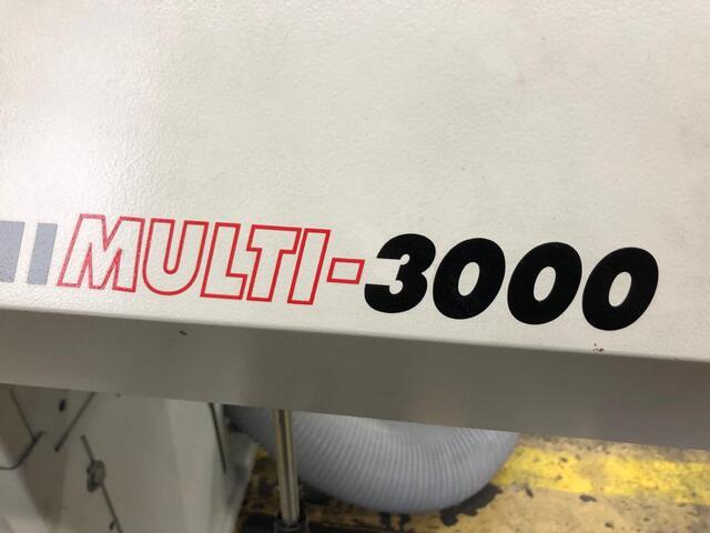 más imágenes SAMSYS Multi 3000 Accesorios utilizados