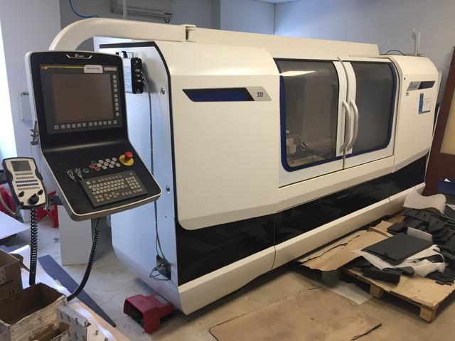 más imágenes Amoladora Studer S 33 CNC