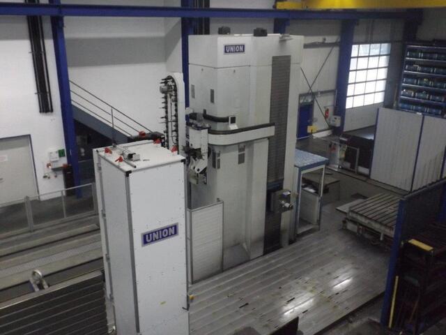 más imágenes Union PCR 150 Taladradora