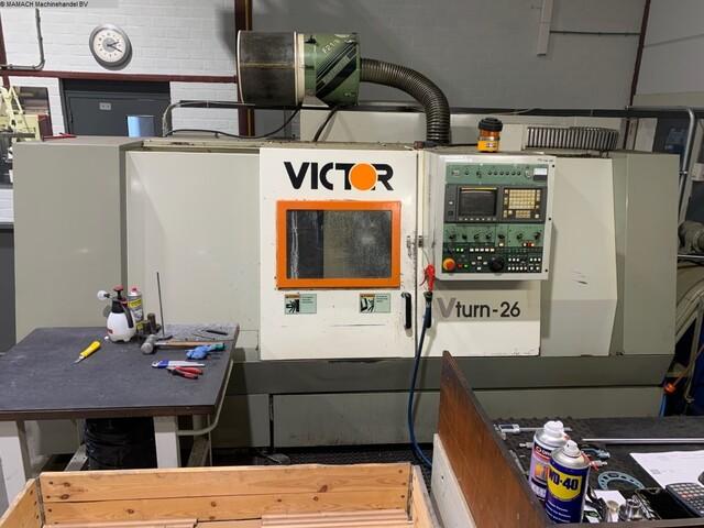 más imágenes Torno Victor V-Turn 26 / 100 CV